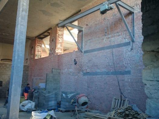 tööstushoonete renoveerimine